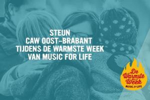Warme acties voor CAW Oost-Brabant